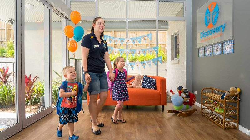 DISCOVERY EARLY EDUCATION & CARE CENTRE's